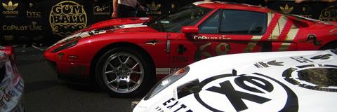 Gumball 3000 GT40