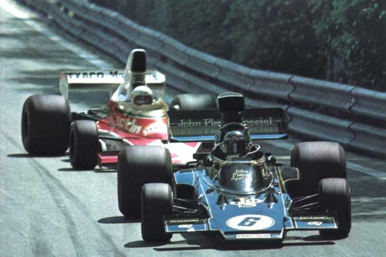 McLaren 75