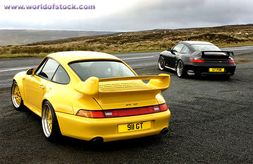 Porsche 993 & 996 GT2