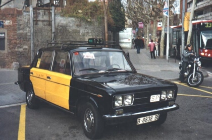 1430 diesel taxi