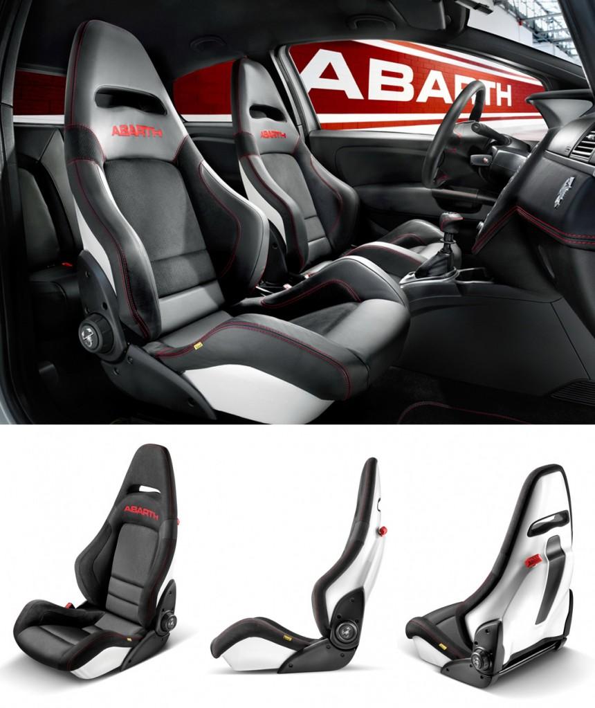 Sabelt Abarth 500