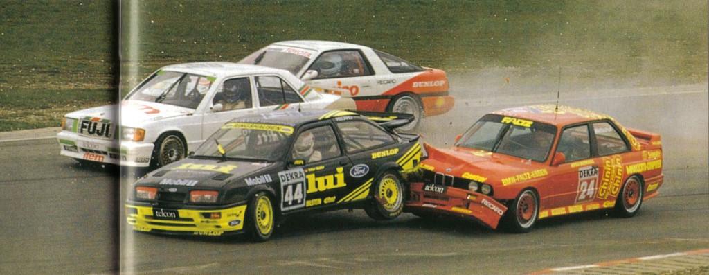 DTM-Crash