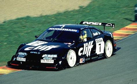 Opel Calibra, lección de aerodinámica, por 8000vueltas.com 1996_Opel_Calibra_V6_ITC_Champion_Manuel_Reuter_in_Mugello_I