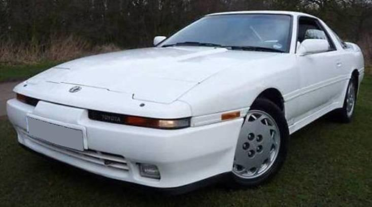 Toyota Supra 1986 1993 Gt A La Americana 8000vueltas Com