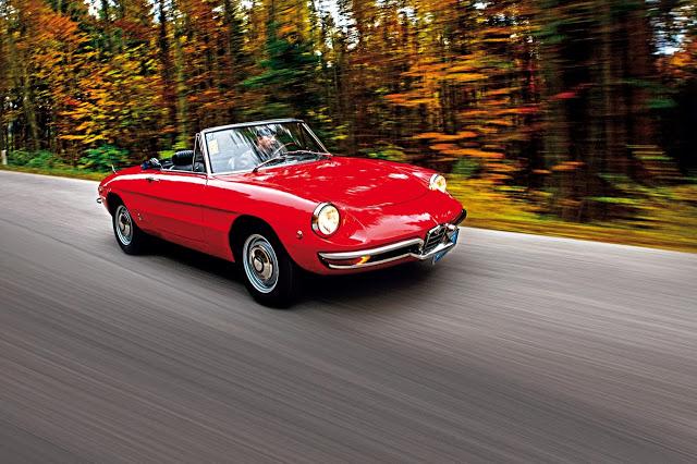 Alfa Romeo Duetto Spider 1966