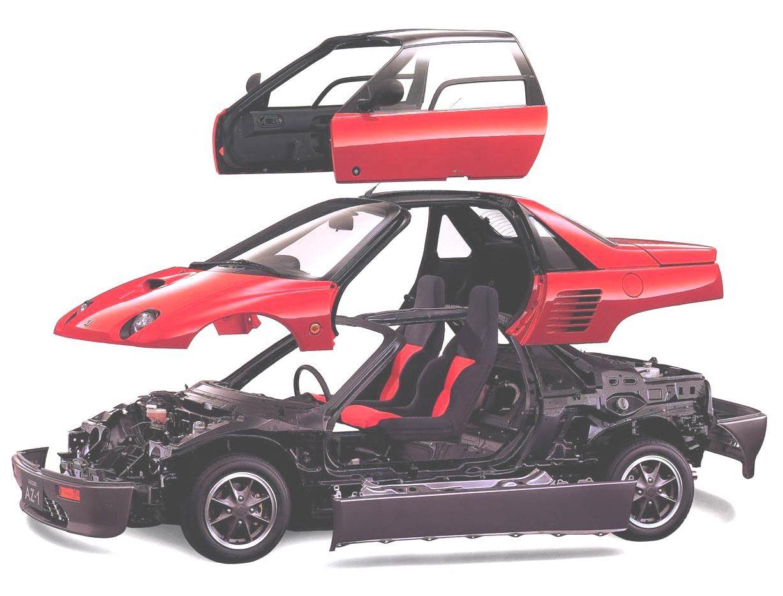 Mazda AZ1