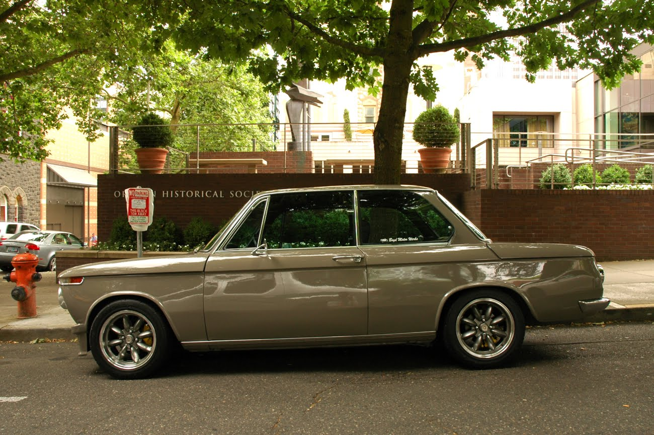 1966 66 BMW 1600 1602 2 Door Sedan New Class Saloon 1
