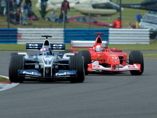 Williams-BMW FW24 (07-07-2002, GP de Gran Bretaña, Silverstone, Juan P. Montoya)