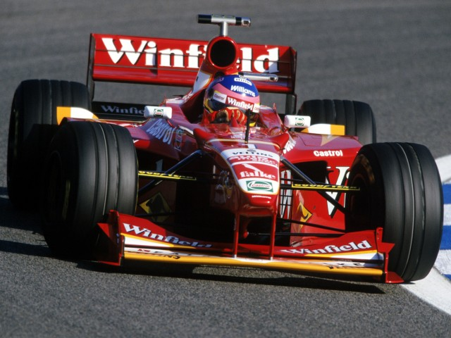 Williams-Mecachrome FW20 (10-05-1998, Montmeló, GP de España, Jacques Villeneuve)