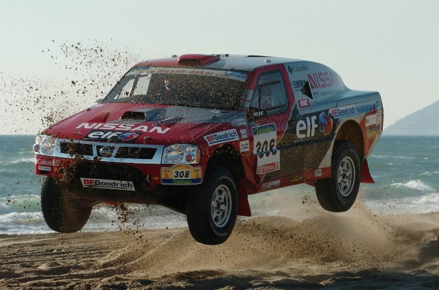 mcrae paris dakar