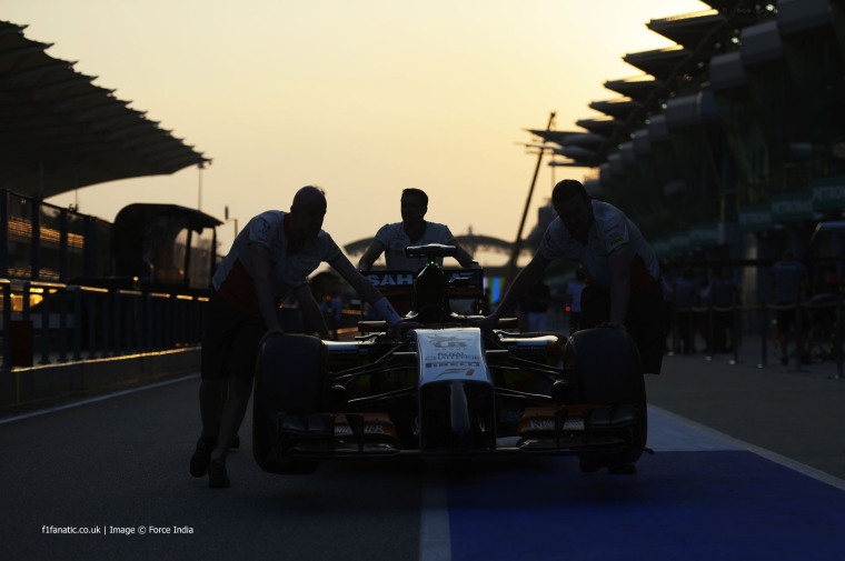 Motor Racing - Formula One World Championship - Malaysian Grand Prix - Preparation Day - Sepang, Malaysia
