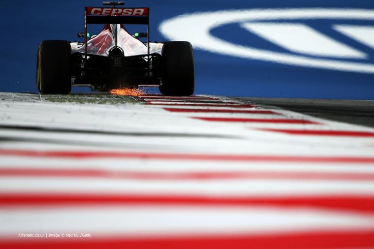 F1 Grand Prix of Austria - Qualifying