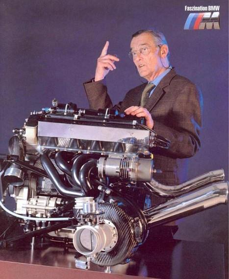 Paul Rosche y el motor BMW M12/13