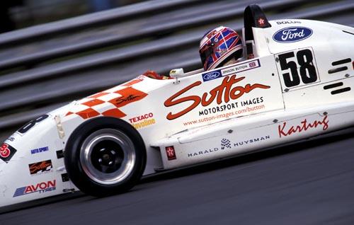 Sutton Motorsport Images sponsored Jenson Button (GBR). Formula Ford Festival & World Cup, Brands Hatch, England. 25 October 1998.