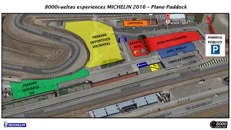 Plano Paddock 8000v Experiences 2016 publico
