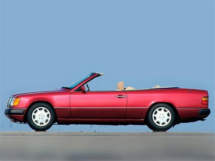mercedes w124 cabrio 1991 1997. Black Bedroom Furniture Sets. Home Design Ideas